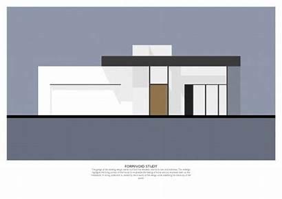 Homes Facade Australian Single Joke Mooloolaba Architects
