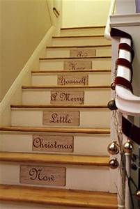 Ideas for Stair Risers on Pinterest