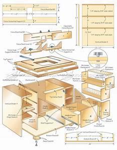 Router Table Cabinet Plans • WoodArchivist