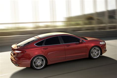 Ford Mondeo Hatchback (2014