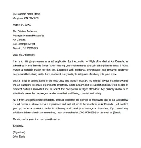 aplication leter cabin crew emirates cover letter for cabin crew emirates and resume template