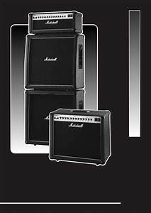 Marshall Amplification Musical Instrument Amplifier Jcm600
