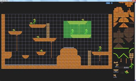tiled maps booty5 free html5 game maker and game engine