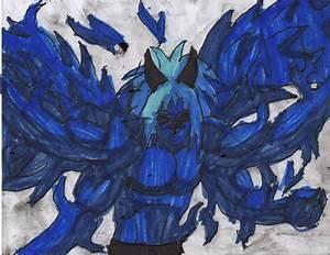 Sasuke curse susanoo by ChahlesXavier on DeviantArt