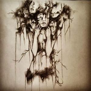 Art Print   Depression, Depression Art and Head Pain