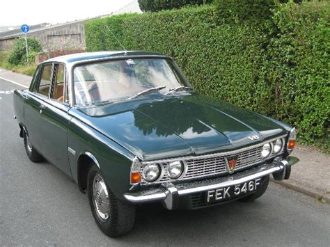 1974 Rover 3500 P6 For Sale