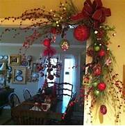 Decoration Christmas Pinterest Door Frames Frame Decoration Whole Bunch Of Christmas Chandelier Decorating Ideas Style Can Also Have The Lights Hanging From The Ceiling For A Different Look Ideas Pictures Hd Wallpaper Pics World Christmas Tree Decor Ideas