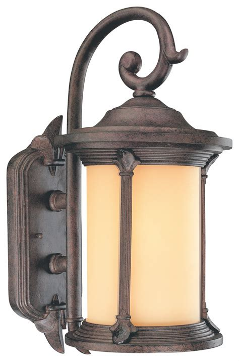 interior rustic outdoor light fixtures expanded metal