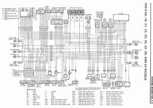 Wiring Diagram  32 Suzuki Gsxr 750 Wiring Diagram