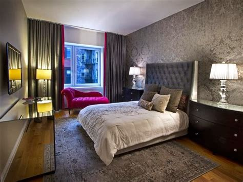Modern Furniture Romantic Bedrooms Decorating  Sexy And
