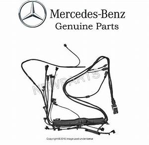 Mercedes W124 E320 Engine Wiring Harnes