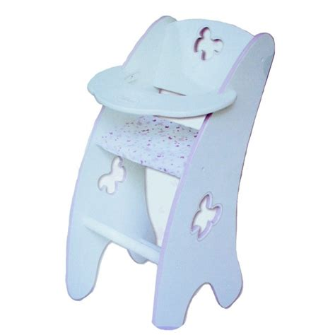 chaise haute bois poupon mzaol com