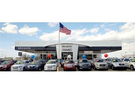 Robert Brogden Buick Gmc  Olathe, Ks 660613643 Car