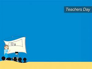 Day Powerpoint World Teachers Day Ppt Backgrounds Powerpoint Templates