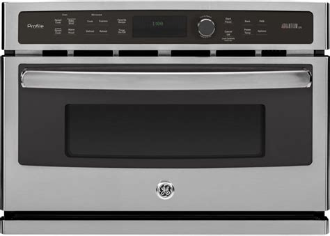 ge profile  stainless steel electric single oven built  psbsfss vinton appliance