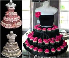 Unique Wedding Cupcake Stands