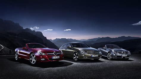 Mercedes Benz All Models Hd Wallpaper