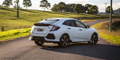 Honda Civic by 2017 Honda Civic Rs Hatch Review Term Report Five