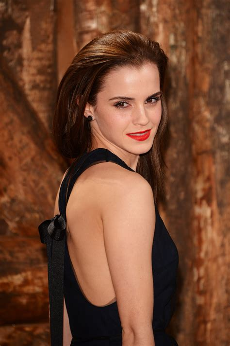 Whoa, Is It Just Us, or Does Emma Watson Look Really ...