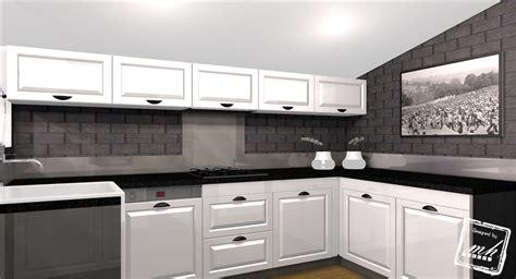 deco cuisine et blanc deco cuisine grise blanche