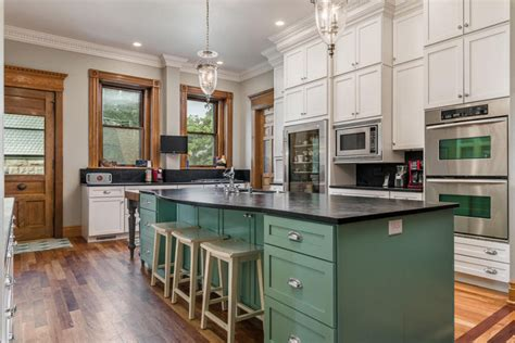 kitchen countertops island 47 beautiful country kitchen designs pictures 4321