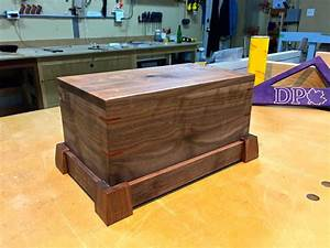 Make It - Secret Compartment Box II - YouTube