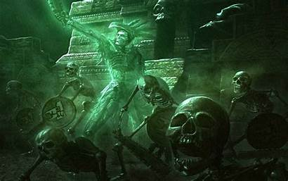 Aztec Undead Background Wallpapers Desktop Px Challenge