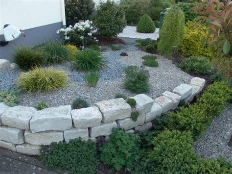 Gartengestaltung Am Hang Mit Steinen by Bilder Gartengestaltung Mit Steinen Great Gartengestaltung