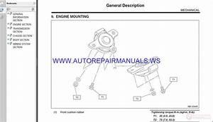 Subaru Tribeca W10 2011 Service Manual