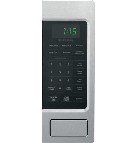 zemsjssc monogram  cu ft countertop microwave oven monogramca