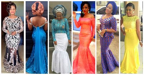 10 Hot Wedding & Events Dresses   Nigerian Style