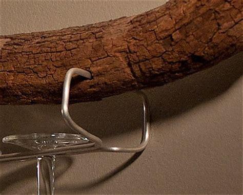 branche de bois flotté diy branche de bois flott 233 transform 233 e en porte verres 224
