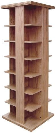 How To Build A Revolving Bookcase by Oak Revolving Bookcase Tower Stuff For Hubby To Make