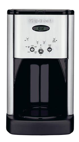 Coffee Consumers  Cuisinart Dcc1200 Brew Central 12cup