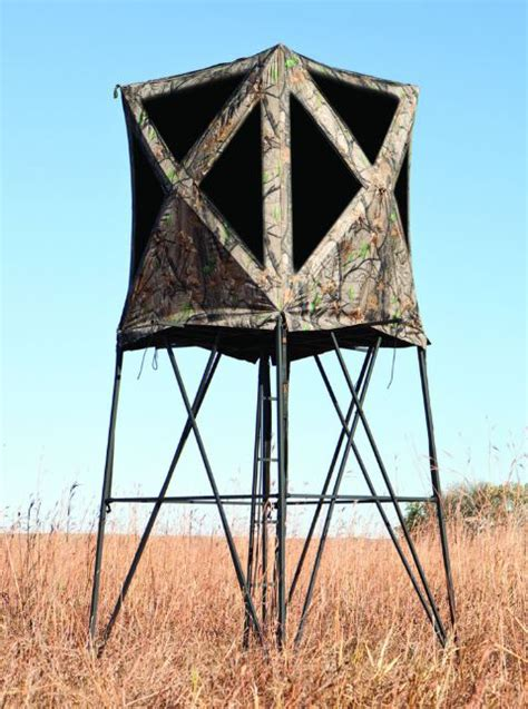 How To Camouflage A Hunting Blind Archives  Big Game