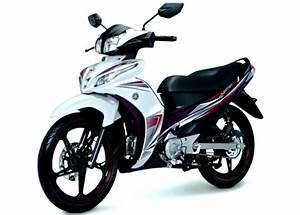 Yamaha Jupiter Z1  Pakai Mesin Injeksi Dan Tampilan