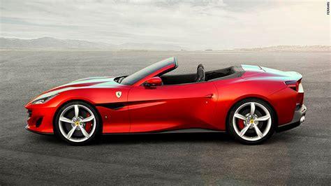 Ferrari unveils new 200 mph convertible