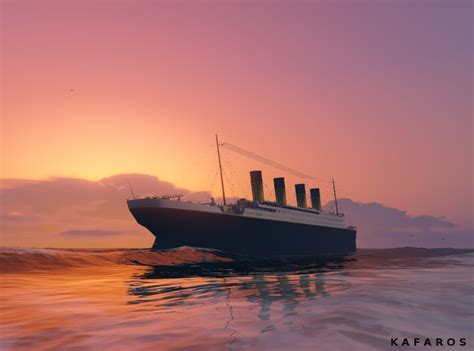 100 titanic sinking simulator escape mode gta 5