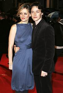 Super Hollywood: James Mcavoy With His Wife Anne marie ...