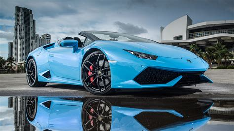 Lamborghini Huracán Spyder 2017 Car Of The Year Techgenez