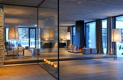 mur en verre interieur la cloison vitr 233 e int 233 rieure pour un espace original