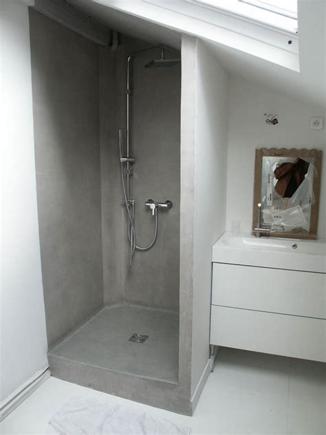 cabine de en b 233 ton 233 tanche photo de sols et salles de bains en b 233 ton peinture