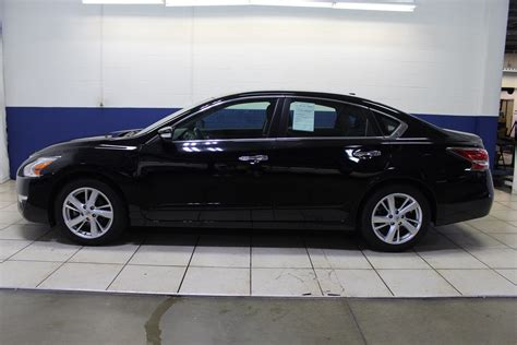 2014 Nissan Altima 2 5 Sv by Pre Owned 2014 Nissan Altima 2 5 Sv 4dr Car In Morton