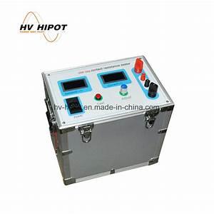China Circuit Contact Resistance Tester  200a   Gdh