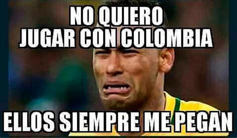 Colombia Meme - con memes redes sociales se anticipan al encuentro entre colombia y brasil el heraldo