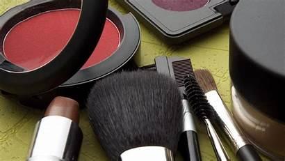 Makeup Cosmetics Wallpapers Desktop 2560 1440 Brushes