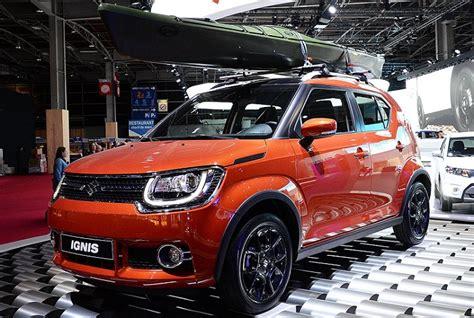 Harga Merk Mobil Suzuki spesifikasi dan harga suzuki ignis tangerang zona mobil