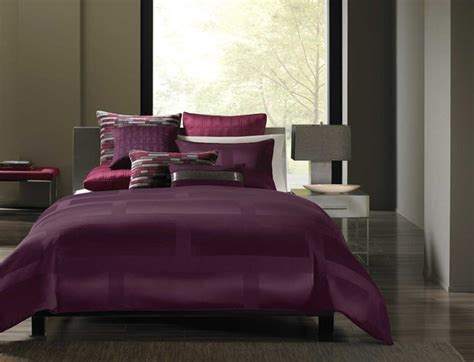 Dark Purple Bath Rugs by Hotel Collection Bedding Frame Mulberry Collection