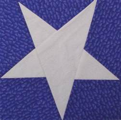 5 Point Star Quilt Pattern