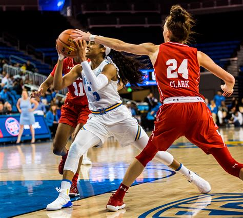 ucla womens basketball   pac  tournament daily